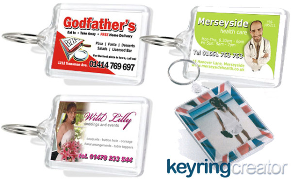 make keyringsand more with keyring creator personalised gifts software