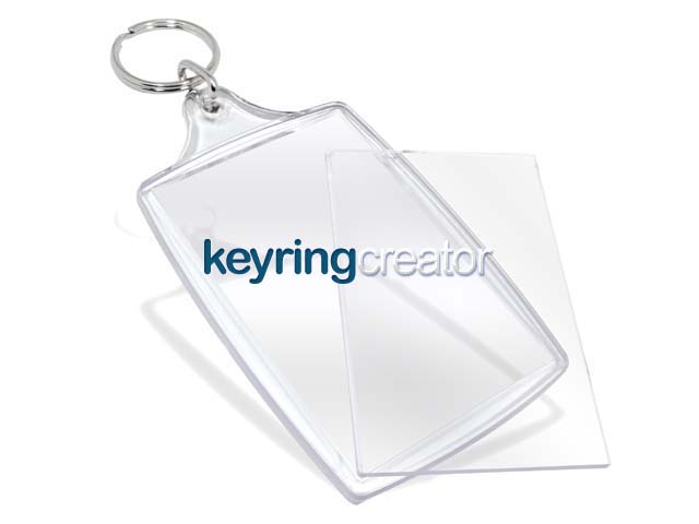 make your own keyrings with keyring creator | With Keyring